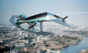 Самолетът на Aston Martin - Volante Vision Concept