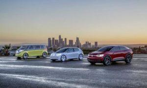 VW's I.D.range, който стартира през 2020 г., ще даде тласък на EV пазара.