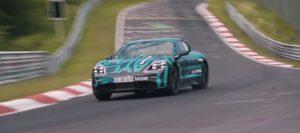 Porsche-Taycan-Nurburgring-lap