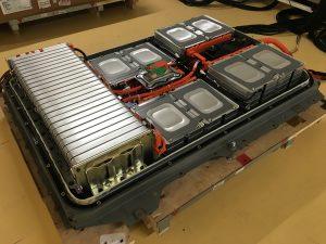 Nissan акумулатор за електрически автомобили