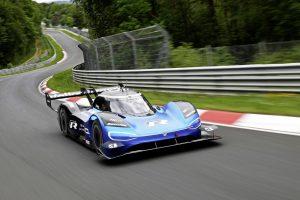Volkswagen ID R в Nürburgring с рекорд и за обиколка
