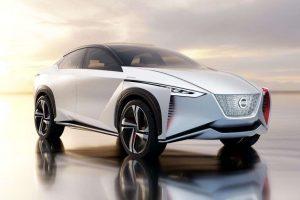 IMx Concept на Nissan е бъдещ мислещ SUV в Токио
