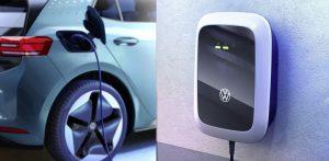 """Решението на VW е """"ID.Charger wallbox""""."""