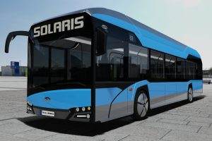 Solaris Urbino 12 Fuelcell Hydrogen - автобус на водород