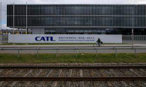 Китайският CATL строи най-големия завод за батерии в Европа край германския град Арнщат