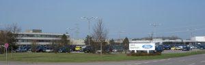 Заводът за каросерии и сглобяване Ford Saarlouis е основен автомобилен завод, разположен на западния край на Саарлуи в германския Саарланд. Принадлежи на Ford of Germany, германското подразделение на американския автомобилен производител Ford Motor Company.