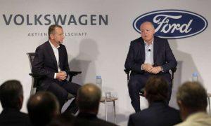 Оглавяващите VW и Ford – Диес и Хакет