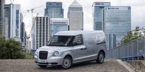 Levc-LCV- електрически е-транспортер UK Лондон-