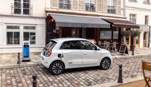 2020 - New Renault TWINGO Electric (2)