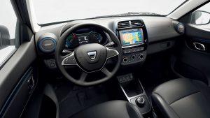 Dacia Spring Electric 2020-18
