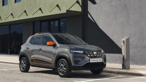 Dacia Spring Electric 2020-2