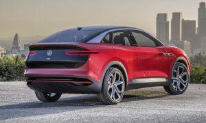 Очаква се ID5 да има наклонен заден покрив, който беше показан за първи път на концепцията ID.Crozz на автомобилното изложение във Франкфурт през 2017 г.