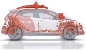 Cruise AV: Автомобил, базиран на GM Bolt за тестване на технология Cruise AD