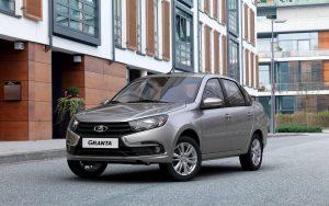 Най-продаваното превозно средство тази година остава Lada Granta