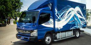 Fuso-eCanter-Truck