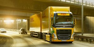 Volvo FH Electric Truck