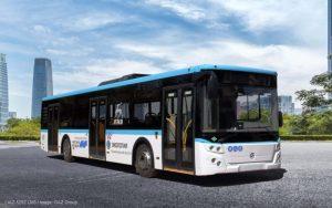 LiAZ-5292  LNG buse  GAZ Group