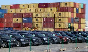 China car imports Merc web