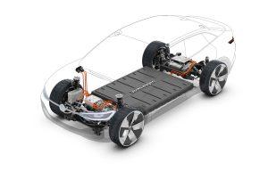 Платформата за електромобили на Volkswagen