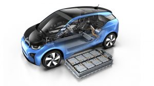 BMW i3 батерия