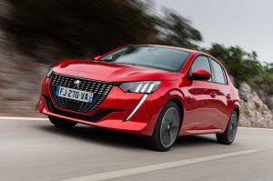 През трите месеца Peugeot 208 е номер 1 с 60 704 продажби