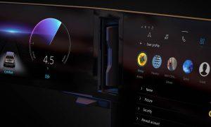 Екранът на таблото за управление на Megane E ще включва услугите на Google Cloud