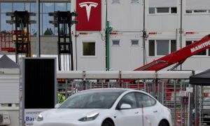 Tesla се надява да открие следващия си завод в Германия по-късно тази година.Bloomberg