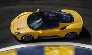 Съперникът на Ferrari и McLaren предлага 630 к. с. и започва от 215 000 евро