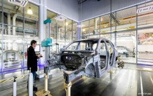 AVTOTOR - автомобилната  фабрика в Калининград