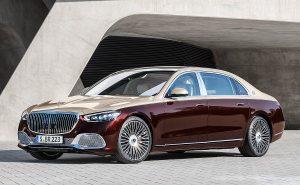 Автомобилите от подбрандове като Maybach осигуряват високи маржове за Daimler.