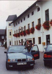 Тест на първия малък дизел на марката - Южна Бавария.