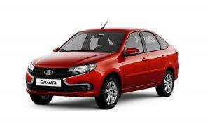 Lada Granta беше най-продаваният автомобил в Русия през юли с 10 885 продадени бройки