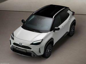 Yaris Cross на Toyota ще се отличава от конкурентите, като предлага опция за задвижване на четирите колела с електрически заден мост