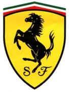 1.Първата емблема на Ferrari е във формата на щит