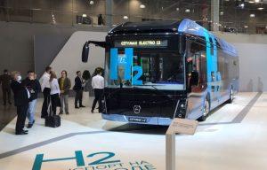 Първият съвместен проект в момента - изложен на Международното изложение за търговски превозни средства 2021 (COMTRANS) в Москва, Русия.