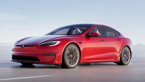 Фейслифт на Tesla Model S