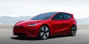 Може би така ще изглежда  възможният дизайн за предстоящия автомобил на Tesla за 25 000 долара.