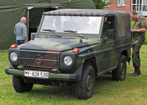 Изпълнение Bundeswehr MB Wolf